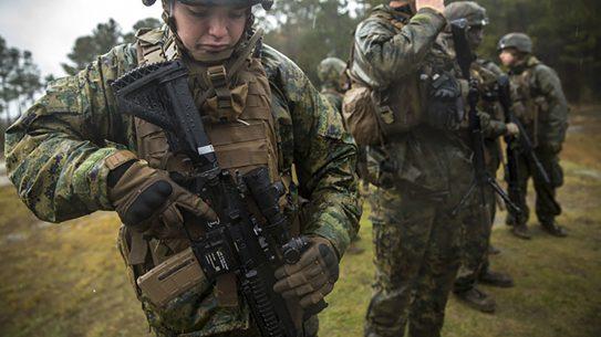 marines m38 SDM-R rifle