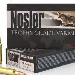 22 nosler AR cartridges