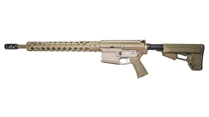 Phoenix Weaponry 45-70 rifle left profile