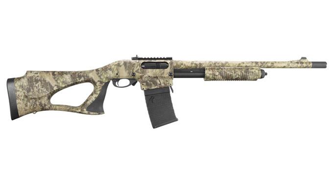 Remington 870 DM Tactical/Predator shotgun