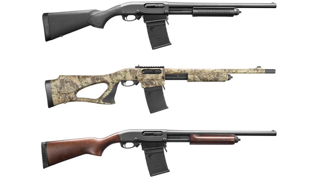 remington 870 dm shotguns
