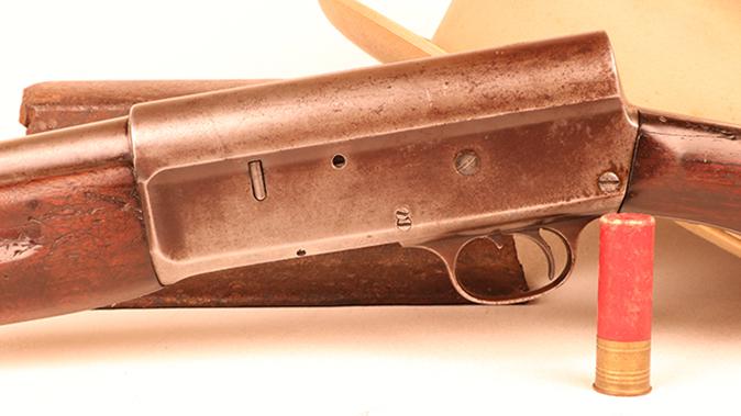 Shotgun history remington semi auto Collecting Remington