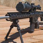 leupold riflescope covered