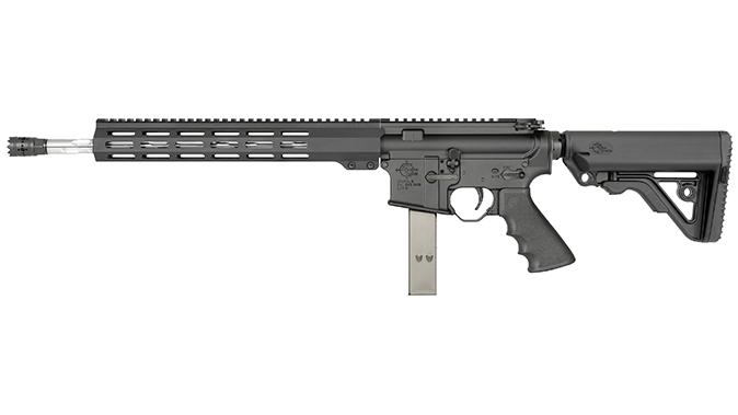 Rock River Arms LAR-9 R9 pistol-caliber carbine