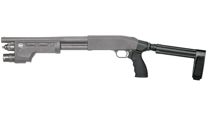 SB Tactical 590-SBL tac-14 left profile