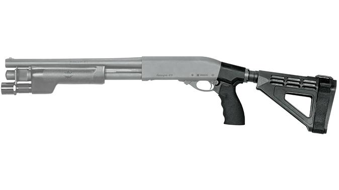 SB Tactical 870-SBM4 tac-14 left profile