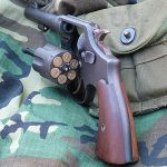 Smith & Wesson Victory Revolver cylinder