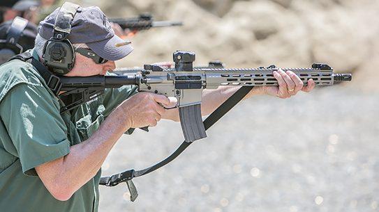sig sauer m400 elite 5.56 rifle