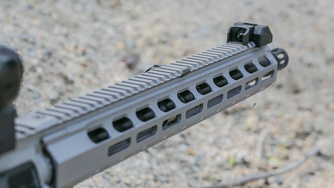 Sig Sauer M400 Elite rifle handguard
