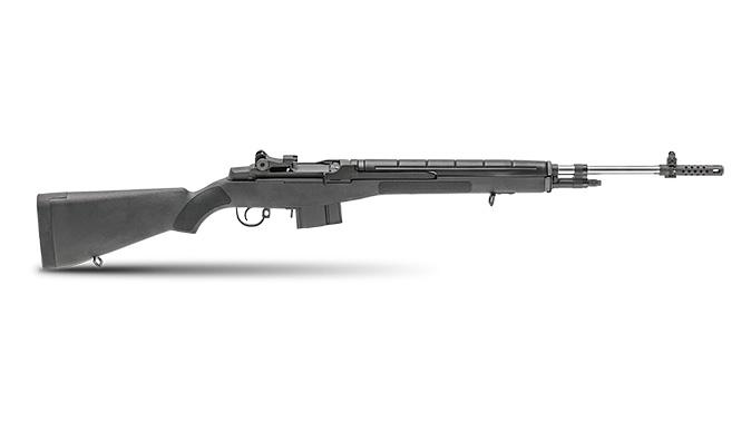 Springfield M1A 6.5 creedmoor rifle composite stock right profile