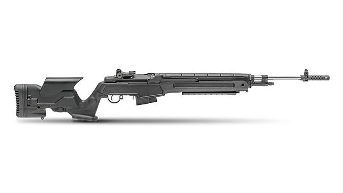 Springfield M1A 6.5 creedmoor rifle black precision stock
