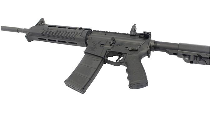 Stag 15 Minimalist rifle left angle