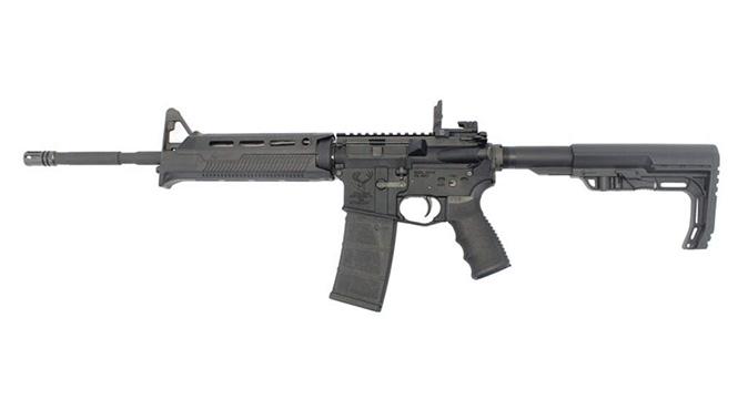 Stag 15L Minimalist rifle left profile