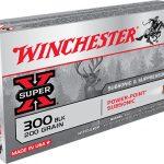 Winchester Super-X Subsonic ar cartridges
