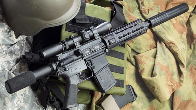 Yankee Hill Machine YHM-8030 pistol