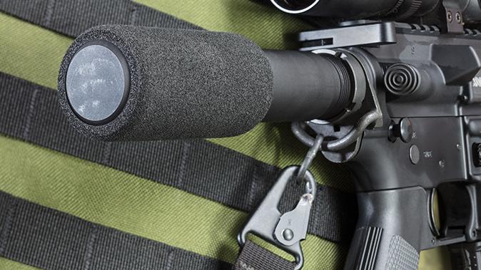 Yankee Hill Machine YHM-8030 pistol buffer tube
