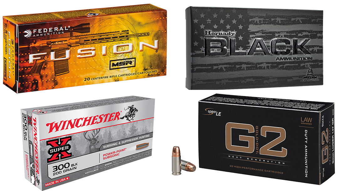 new ar cartridges