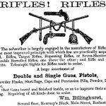 Billinghurst-Requa Battery Gun First machine gun ad