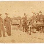Billinghurst-Requa Battery Gun First machine gun combat