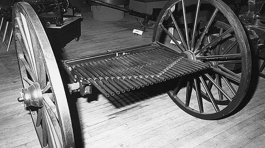 Billinghurst-Requa Battery Gun First Machine Gun lead