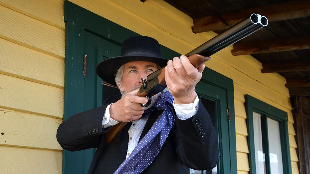 1878 Hartford Coach Gun gun test lead