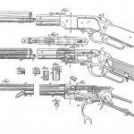 Oliver Winchester lever-action shotgun diagram