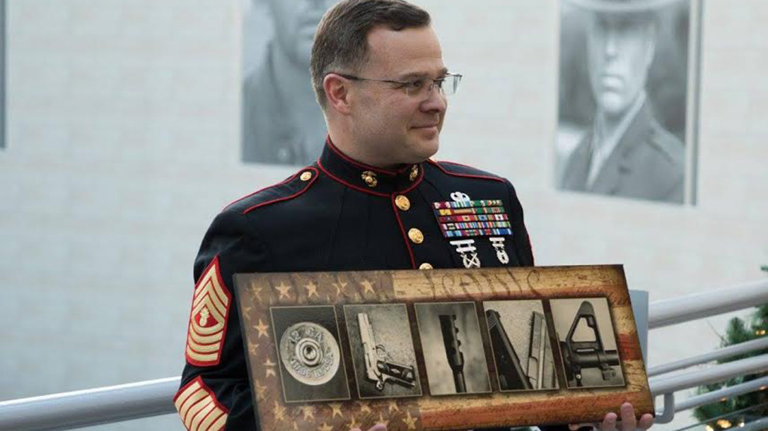 NSSF Mark Oliva Military Officials Gun restriction lead