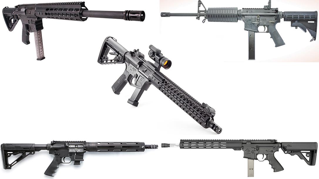 pistol-caliber carbine models