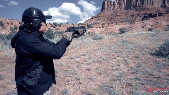 LMT L2BPG Pistol Grip Grenade Launcher Athlon Outdoors Rendezvous