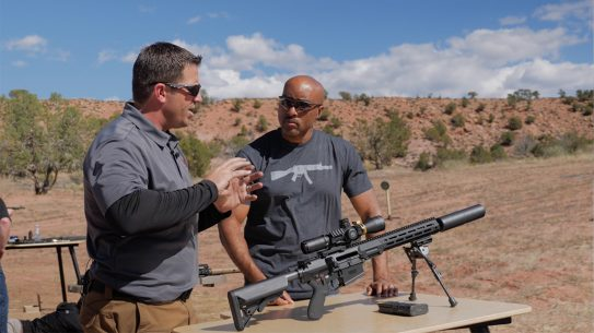 LMT Suppressors Army Research Technology