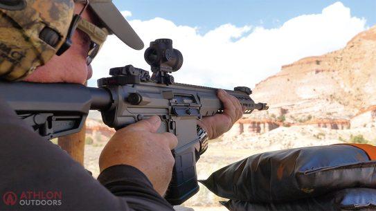 Barrett REC10 Carbine athlon outdoors rendezvous David Bahde