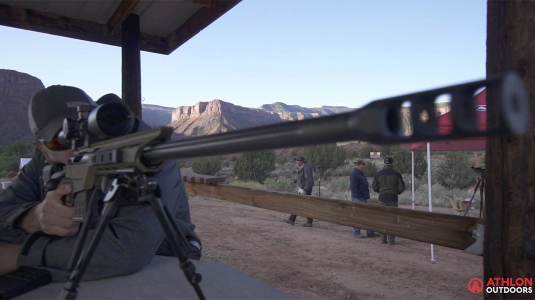 Savage Arms 110 BA Stealth Evolution Rifle Athlon Outdoors Rendezvous lead