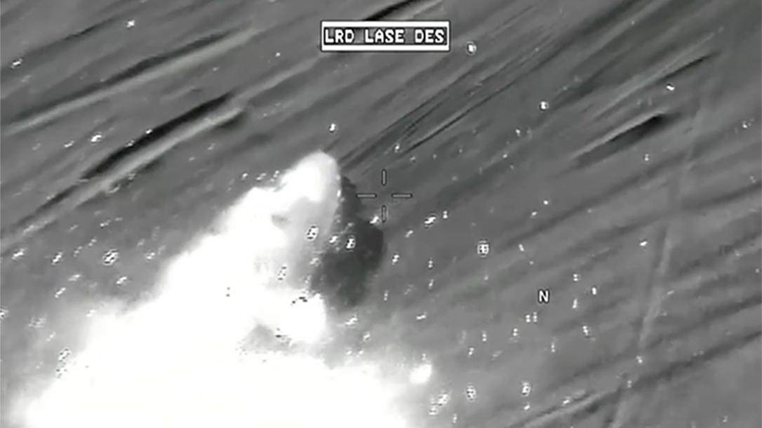 taliban red unit air strike