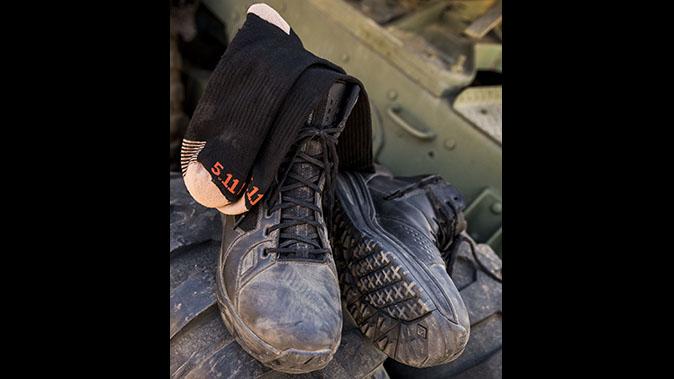 5.11 tactical Cupron Socks