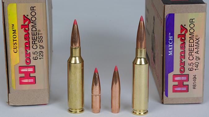6.5 Creedmoor ar-10 ammo