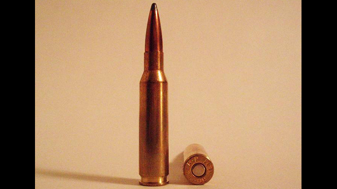 7mm-08 Remington ar-10 ammo