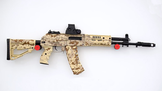 AK-12 RIFLE RIGHT PROFILE