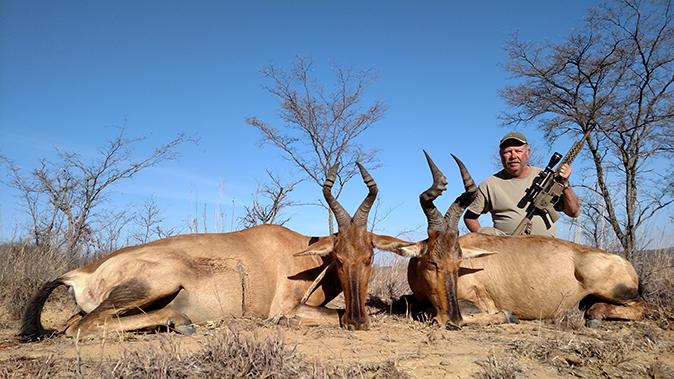 bill wilson ar hunting 458 socom ar rifle