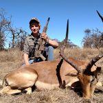 bill wilson ar hunting son africa