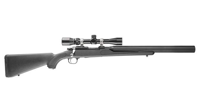 AWC Ultra 44 big-bore rifles