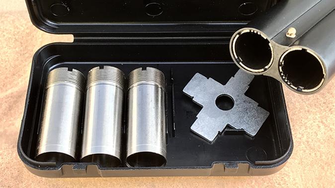 American Tactical Road Agent shotgun choke tubes