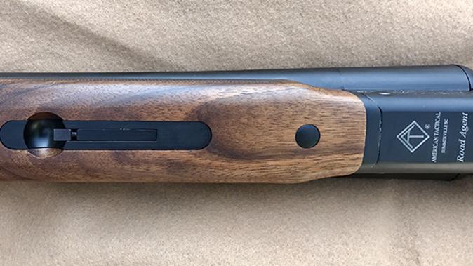 American Tactical Road Agent shotgun forend