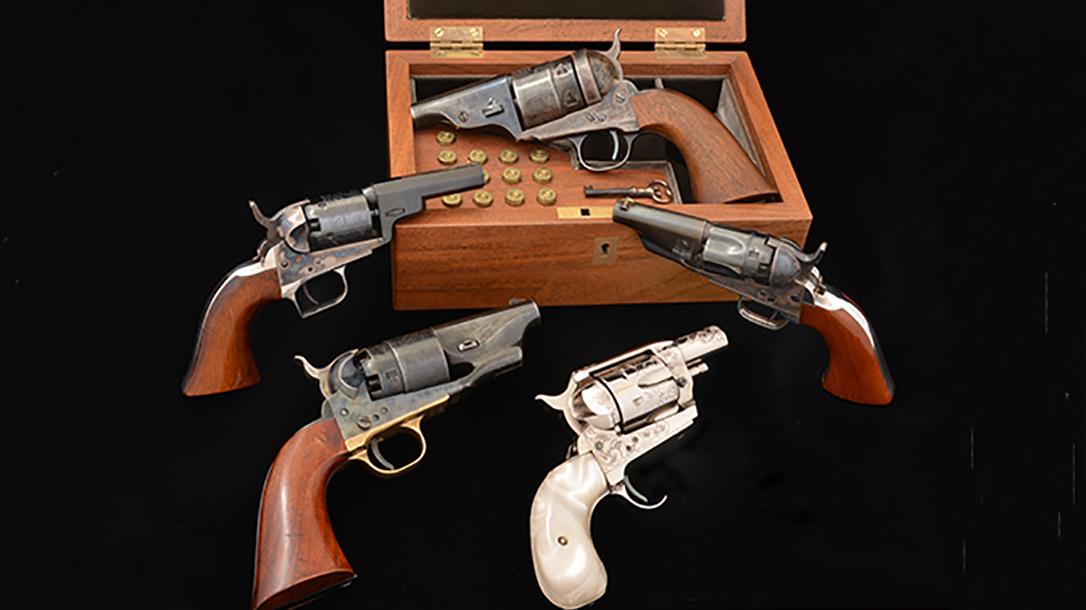 colt belly guns