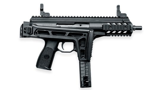 beretta pmx submachine gun