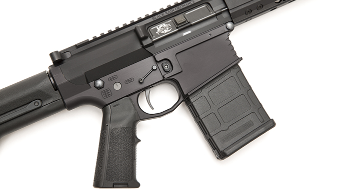 Black Rain Ordnance Predator rifle receivers