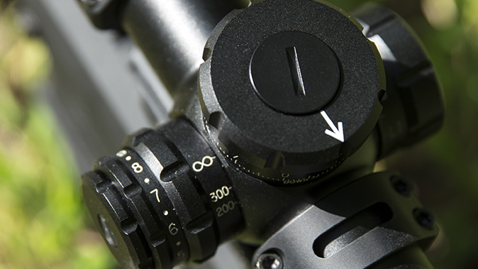 Black Rain Ordnance Predator rifle bushnell scope