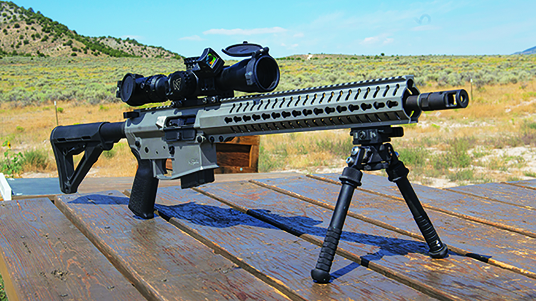 CMMG MkW-15 XFT2 Rifle