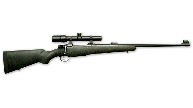 CZ 550 American Safari Magnum big-bore rifles