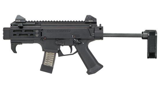 CZ Scorpion EVO 3 S2 Pistol Micro with sb tactical brace