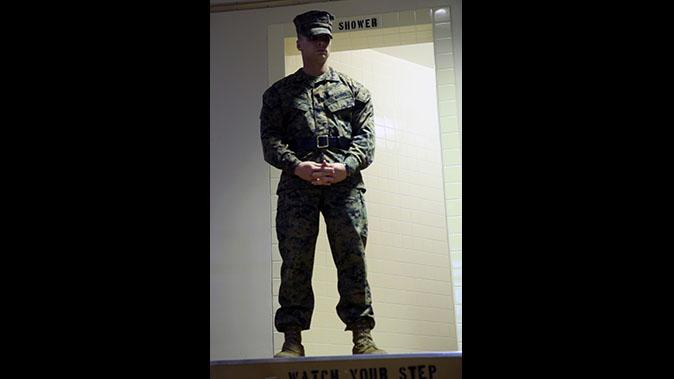 Camp Hansen CCU guard